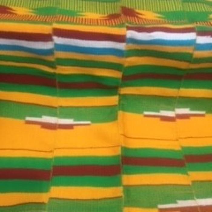 Kente shawl