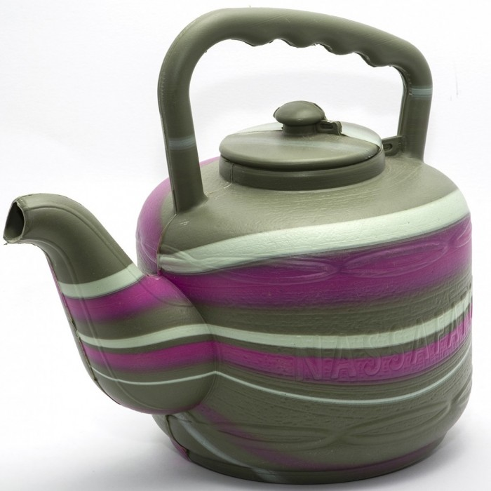 Recycled plastic Kettle
