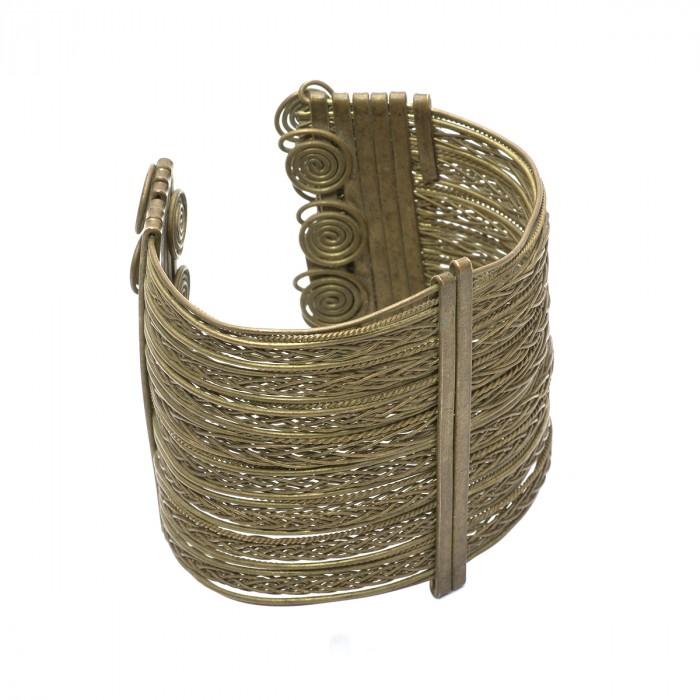 Brass Cuff