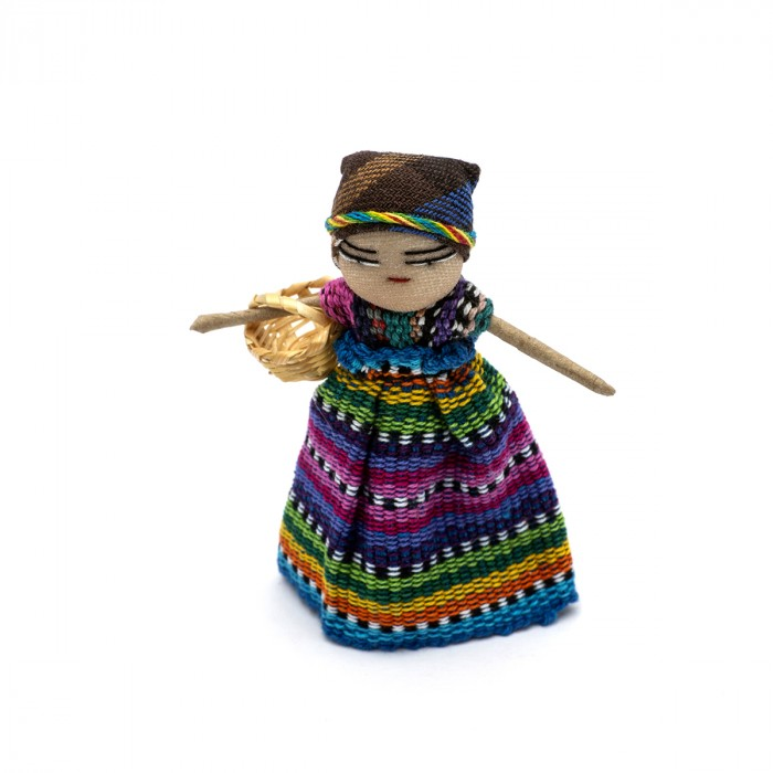 Worry Doll Fridge Magnets