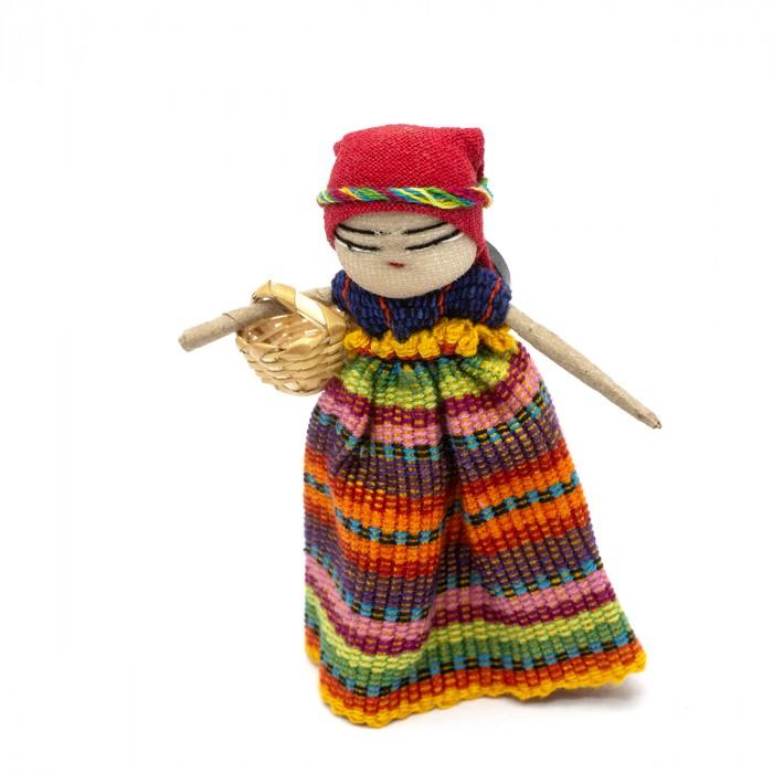 Worry Doll Fridge Magnet