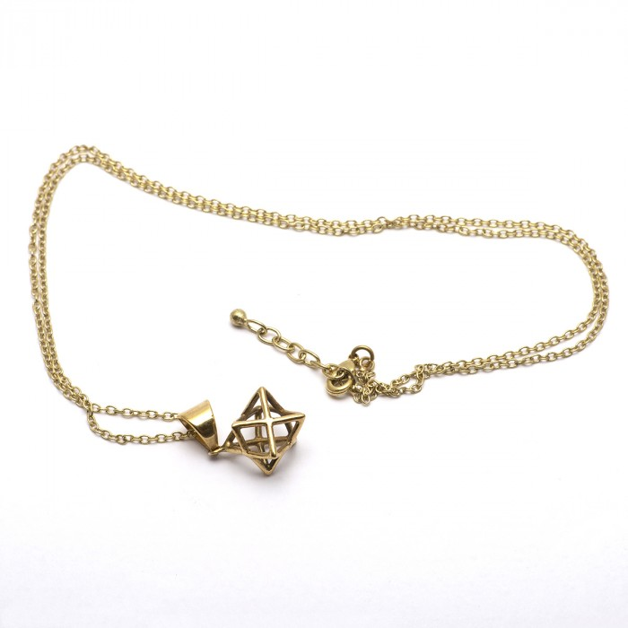 Merkabah pendant & necklace SOLD OUT