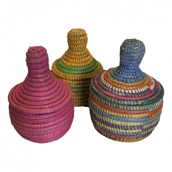 Teeny pots