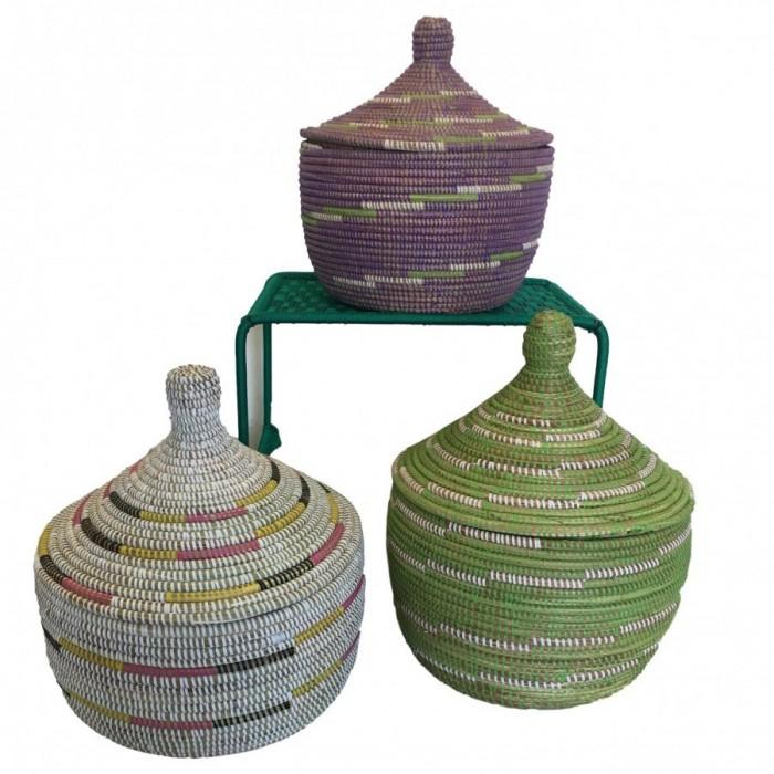 Large round Pots