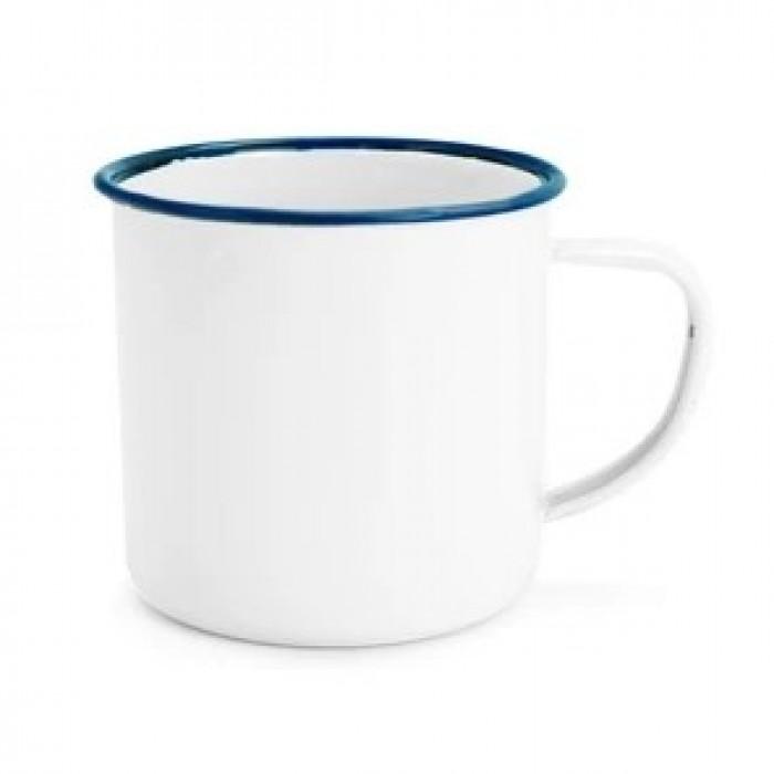Enamel espresso cup