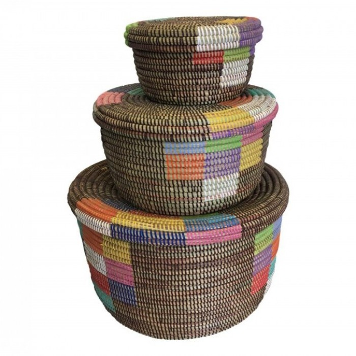 set of 3 baskets SOLD OUT