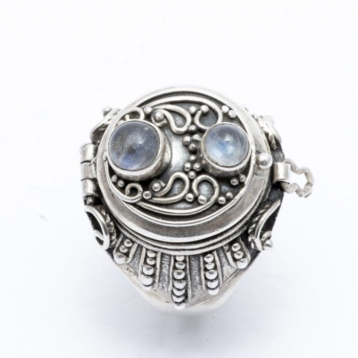Silver Pill Ring