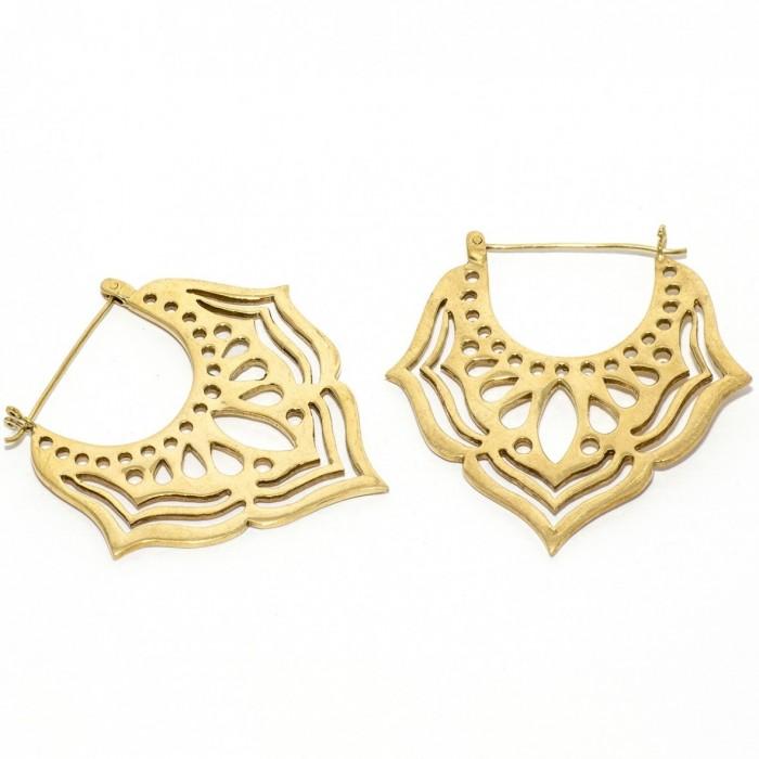 Creole style Earrings