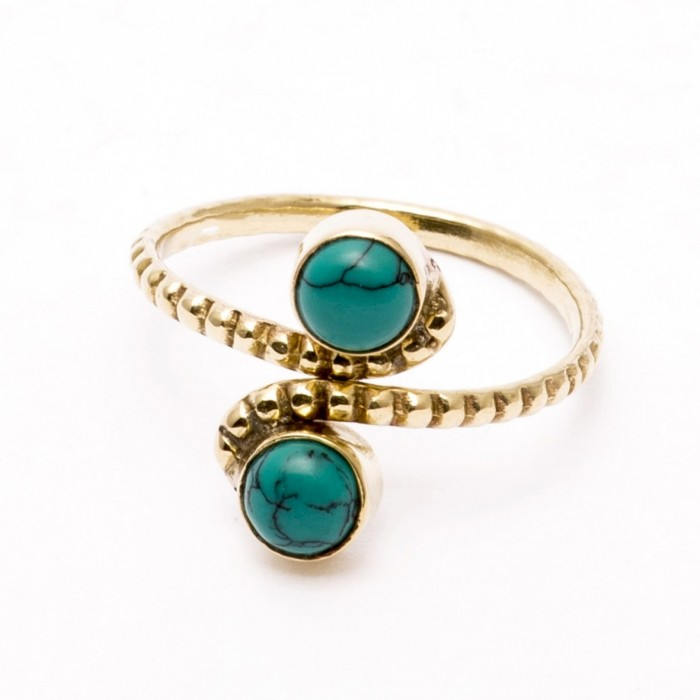 Adjustable Brass Ring sold out