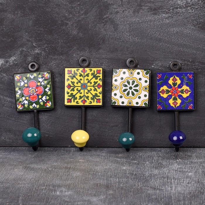 Small ceramic hooks