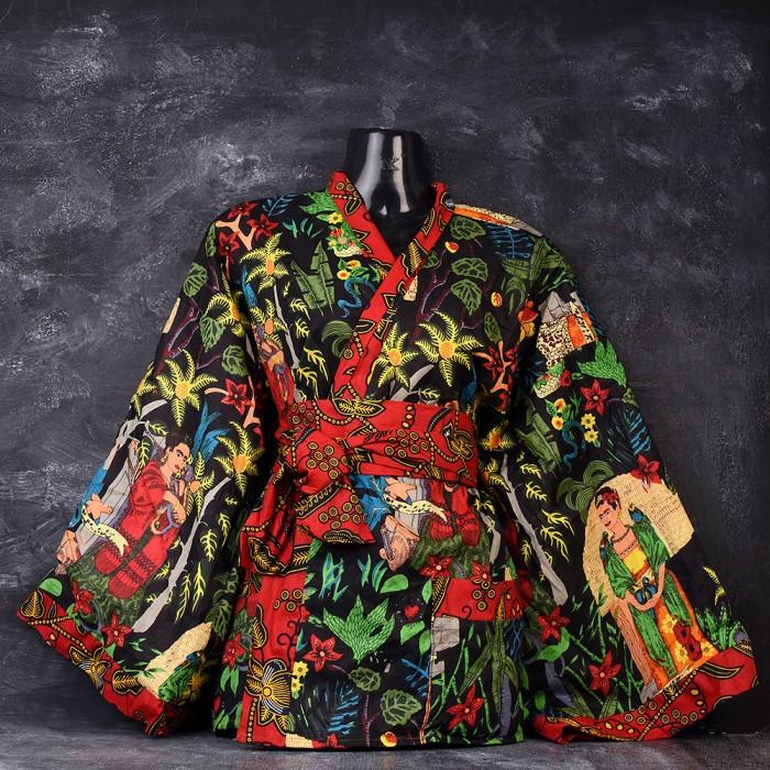 Frida's Garden Kimono SOLD OUT