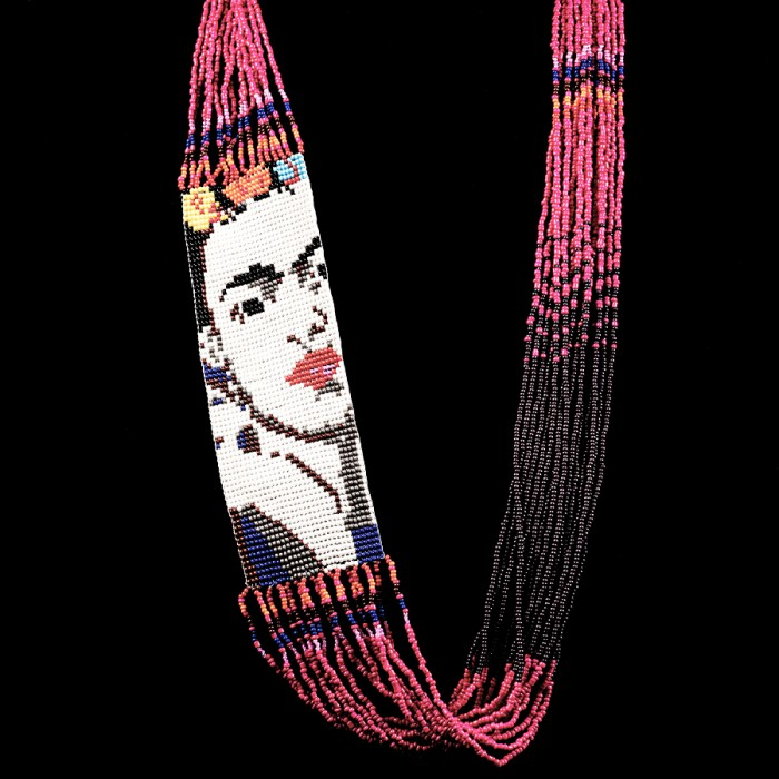 Frida Beaded Necklace SOLD OUT