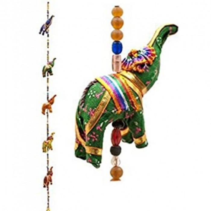 Indian hanging elephant decoration