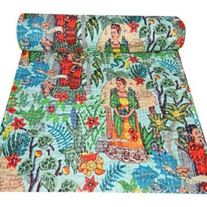 Frida Kahlo Throw /Bedspread