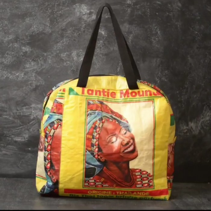 Upcycled Carryall