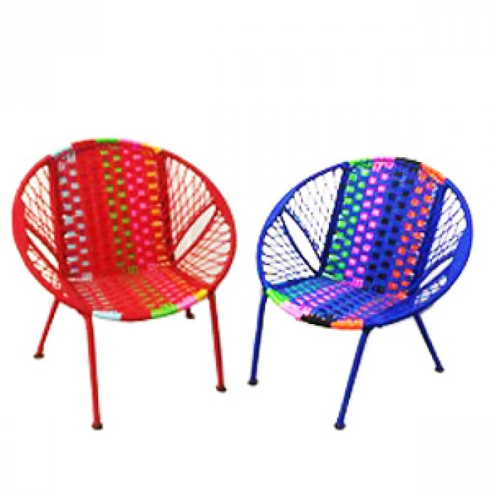 Small bucket chairs
