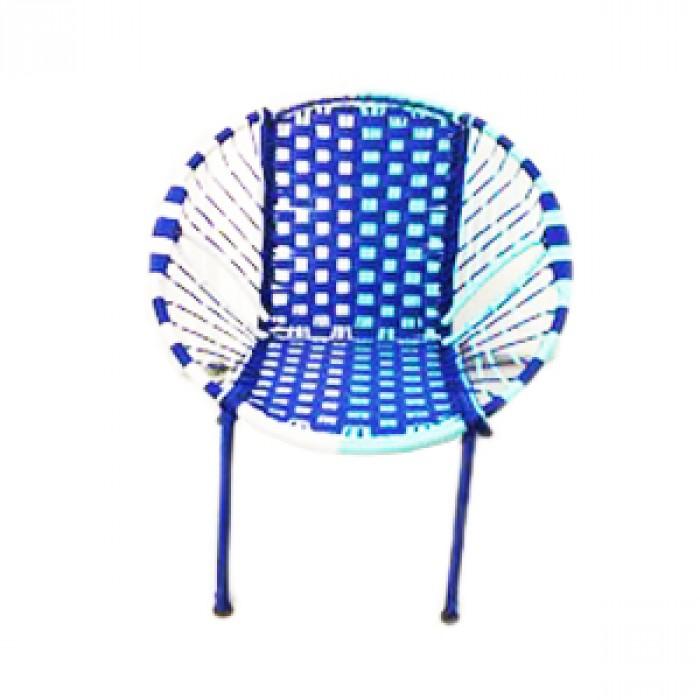Small bucket chair