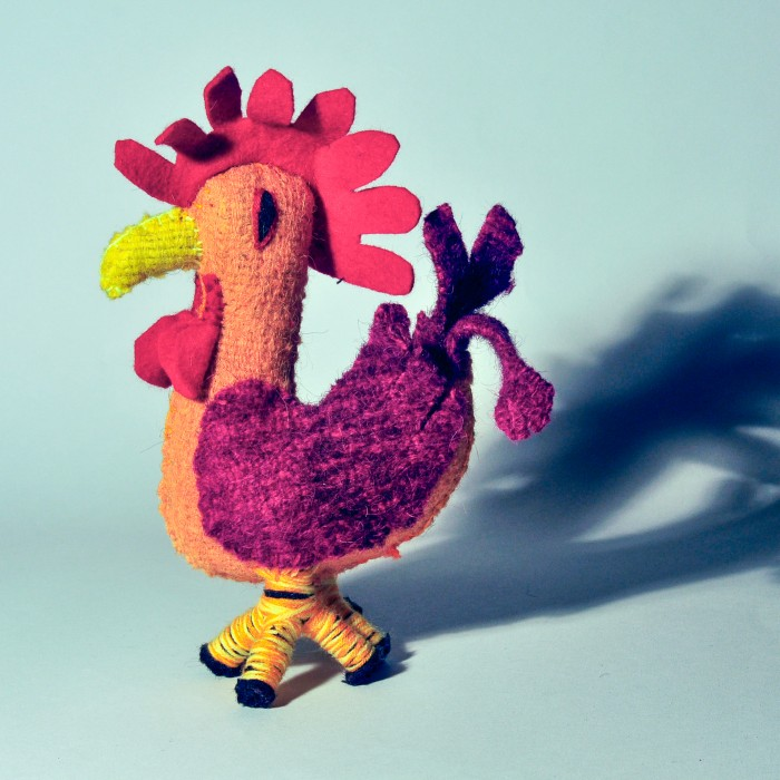 Rooster Soft toy