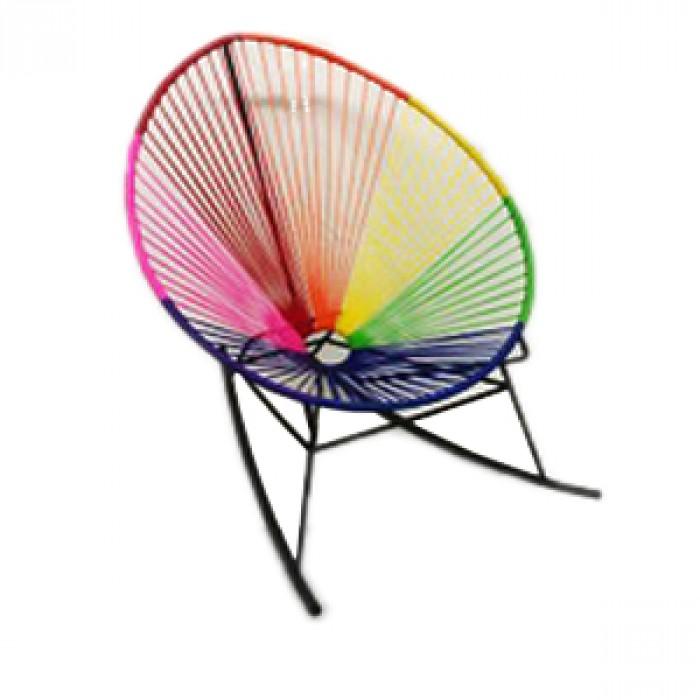 Rainbow Rocking chair