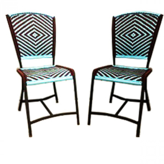 Stylised dining chair
